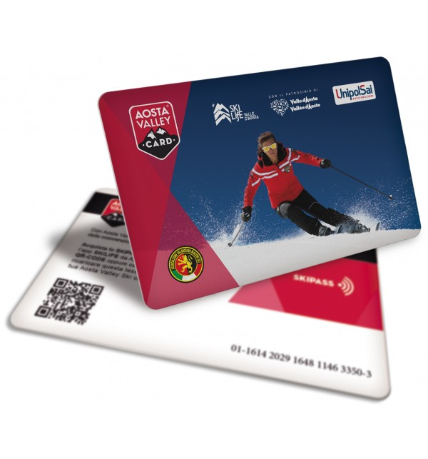 CARD RED 1 ANNO INDIVIDUALE
